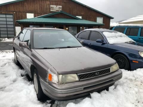 1990 Subaru Legacy for sale at Coeur Auto Sales in Hayden ID