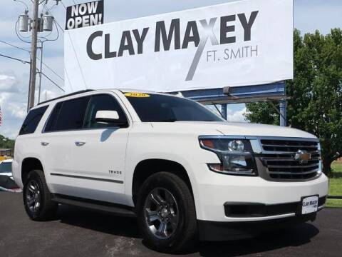2020 Chevrolet Tahoe for sale at Clay Maxey Fort Smith in Fort Smith AR