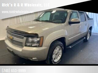 2007 Chevrolet Avalanche for sale at Rick's R & R Wholesale, LLC in Lancaster OH