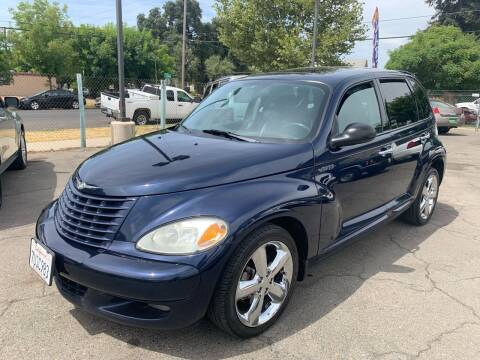 2004 Chrysler PT Cruiser for sale at River City Auto Sales Inc in West Sacramento CA
