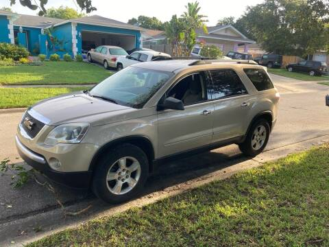 2011 GMC Acadia for sale at Low Price Auto Sales LLC in Palm Harbor FL