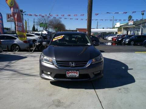 2014 Honda Accord for sale at Empire Auto Sales in Modesto CA