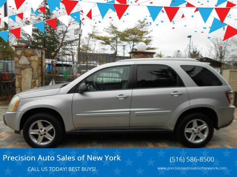 2005 Chevrolet Equinox for sale at Precision Auto Sales of New York in Farmingdale NY
