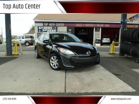 2011 Mazda MAZDA3 for sale at Top Auto Center in Quakertown PA