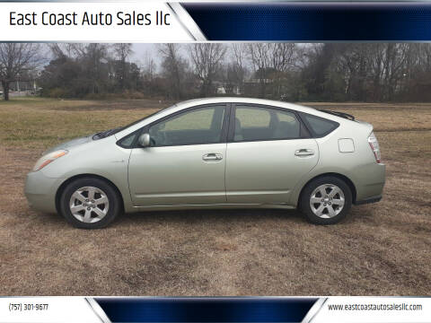 2006 Toyota Prius for sale at East Coast Auto Sales llc in Virginia Beach VA