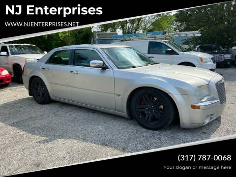 2005 Chrysler 300 for sale at NJ Enterprises in Indianapolis IN