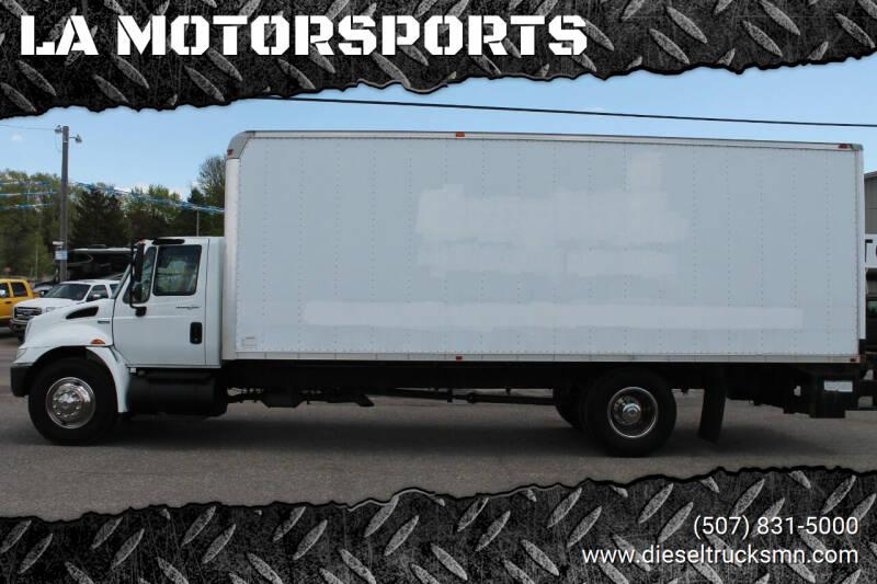 2009 International DuraStar 4300 for sale at LA MOTORSPORTS in Windom MN
