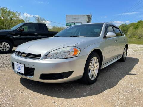 2011 Chevrolet Impala for sale at Court House Cars, LLC in Chillicothe OH