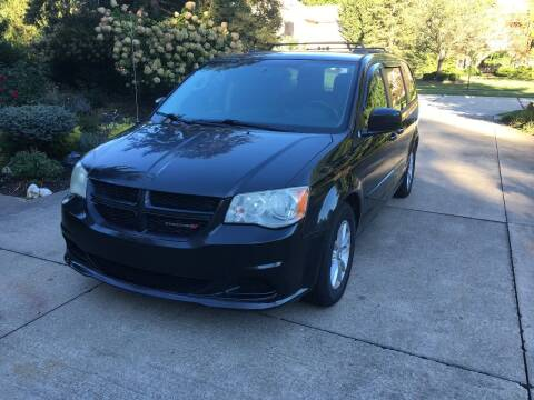 2014 Dodge Grand Caravan for sale at Payless Auto Sales LLC in Cleveland OH