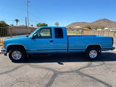 1995 Chevrolet C/K 2500 Series for sale at Premier Motors AZ in Phoenix AZ