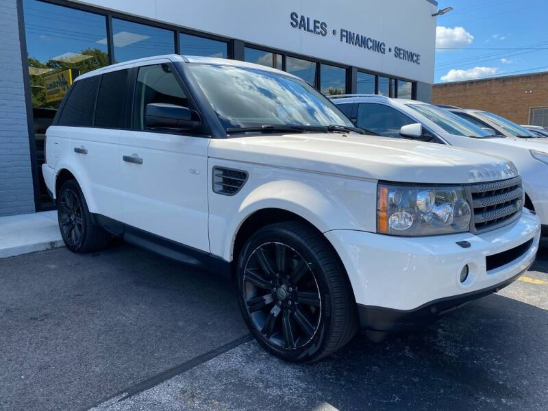 2009 Land Rover Range Rover Sport for sale at Abrams Automotive Inc in Cincinnati OH