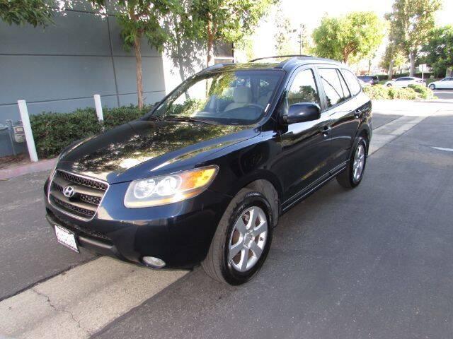 2009 Hyundai Santa Fe for sale at Pennington's Auto Sales Inc. in Orange CA