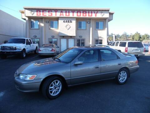 2001 Toyota Camry for sale at Best Auto Buy in Las Vegas NV