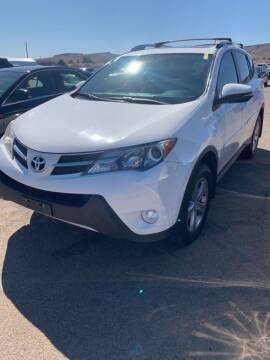 2015 Toyota RAV4 for sale at Poor Boyz Auto Sales in Kingman AZ
