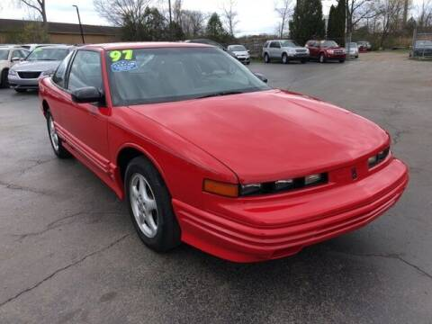 1997 Oldsmobile Cutlass Supreme for sale at Newcombs Auto Sales in Auburn Hills MI