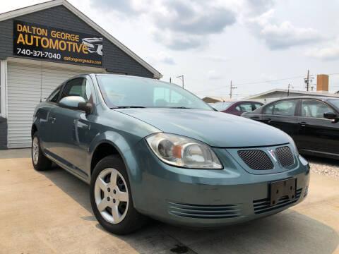 2009 Pontiac G5 for sale at Dalton George Automotive in Marietta OH