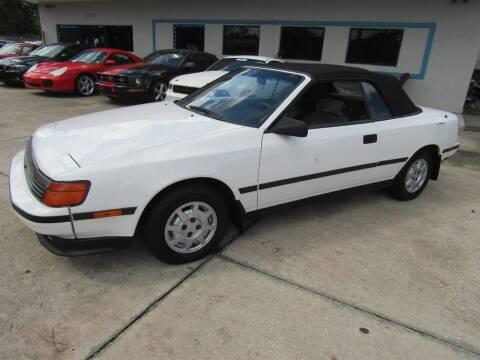 1988 Toyota Celica for sale at AUTO EXPRESS ENTERPRISES INC in Orlando FL