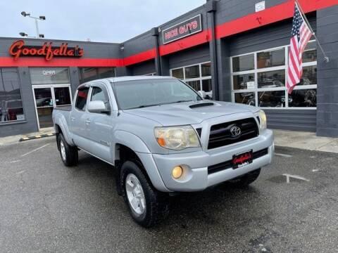2007 Toyota Tacoma for sale at Goodfella's  Motor Company in Tacoma WA