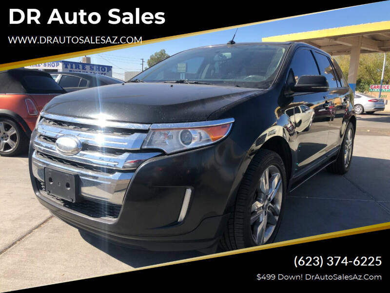 2013 Ford Edge for sale at DR Auto Sales in Glendale AZ
