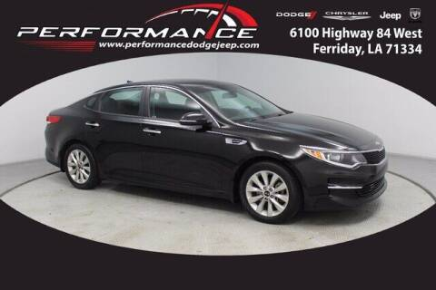 2018 Kia Optima for sale at Performance Dodge Chrysler Jeep in Ferriday LA