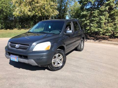 2004 Honda Pilot for sale at 5K Autos LLC in Roselle IL