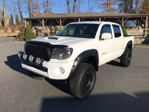 2005 Toyota Tacoma for sale at Highland Auto Sales in Boone NC