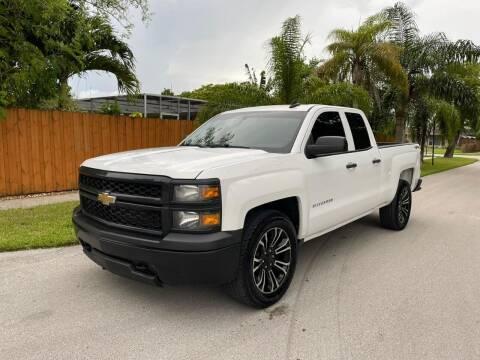 2015 Chevrolet Silverado 1500 for sale at Venmotors Hollywood in Hollywood FL