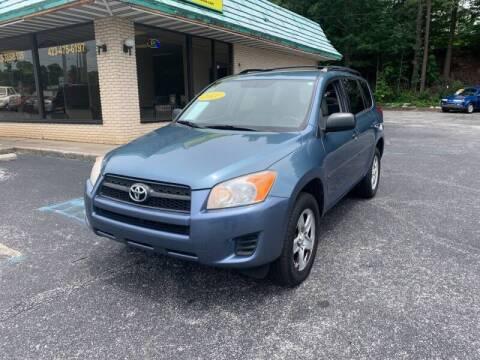 2011 Toyota RAV4 for sale at Diana Rico LLC in Dalton GA
