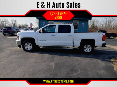 2017 Chevrolet Silverado 1500 for sale at E & H Auto Sales in South Haven MI
