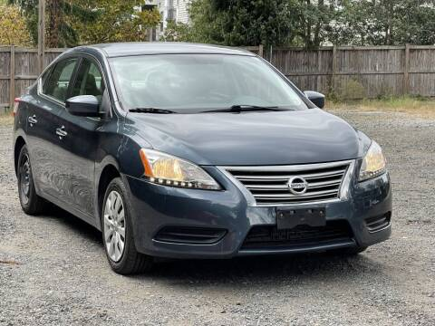 2014 Nissan Sentra for sale at Prize Auto in Alexandria VA