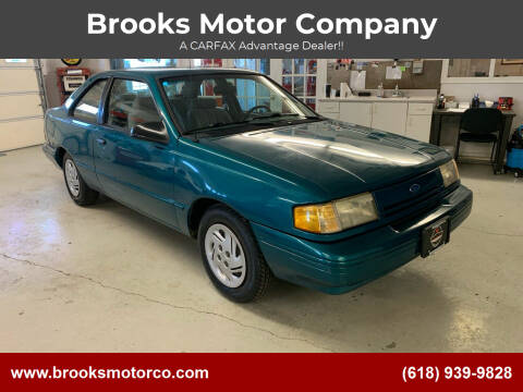 1994 Ford Tempo for sale at Brooks Motor Company in Columbia IL