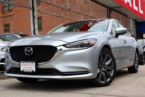 2018 Mazda MAZDA6 for sale at HILLSIDE AUTO MALL INC in Jamaica NY