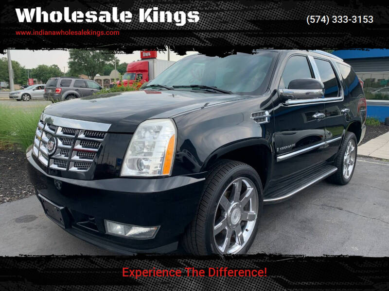 2007 Cadillac Escalade for sale at Wholesale Kings in Elkhart IN