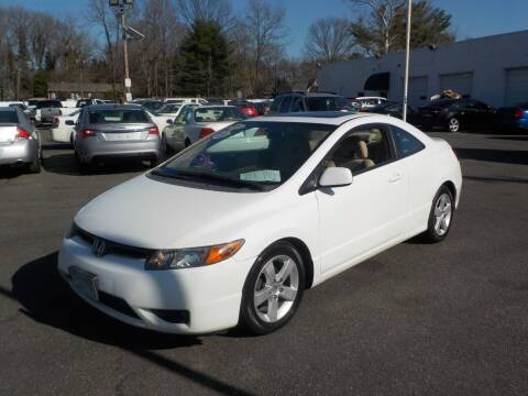 2008 Honda Civic for sale at United Auto Land in Woodbury NJ