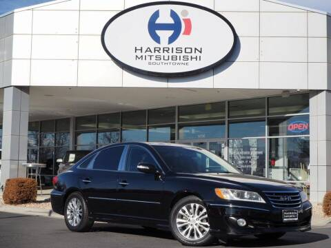 2011 Hyundai Azera for sale at Harrison Imports in Sandy UT