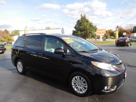 2011 Toyota Sienna for sale at North State Motors in Belvidere IL
