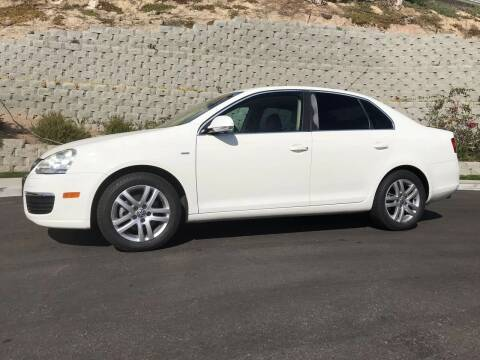 2007 Volkswagen Jetta for sale at CALIFORNIA AUTO GROUP in San Diego CA