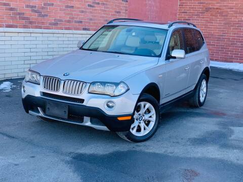 2009 BMW X3 for sale at Y&H Auto Planet in West Sand Lake NY