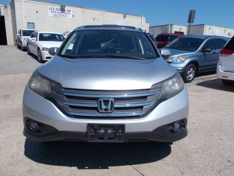 2012 Honda CR-V for sale at ACH AutoHaus in Dallas TX