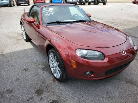 2007 Mazda MX-5 Miata for sale at DISCOUNT AUTO SALES in Johnson City TN