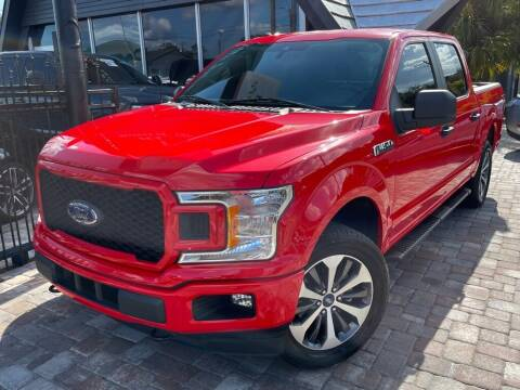 2019 Ford F-150 for sale at Unique Motors of Tampa in Tampa FL