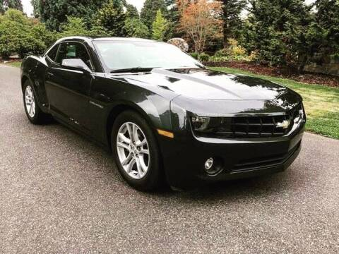 2013 Chevrolet Camaro for sale at First Union Auto in Seattle WA