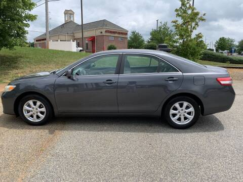 2011 Toyota Camry for sale at Bill Henderson Auto Group Inc in Statesville NC
