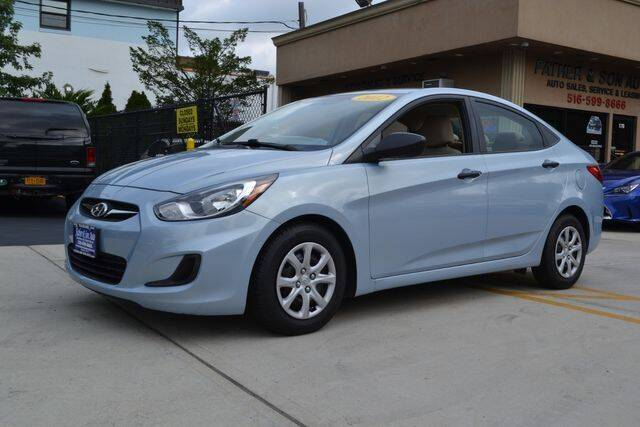 2012 Hyundai Accent for sale in Lynbrook, NY