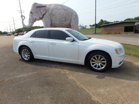 2011 Chrysler 300 for sale at BLACKWELL MOTORS INC in Farmington MO