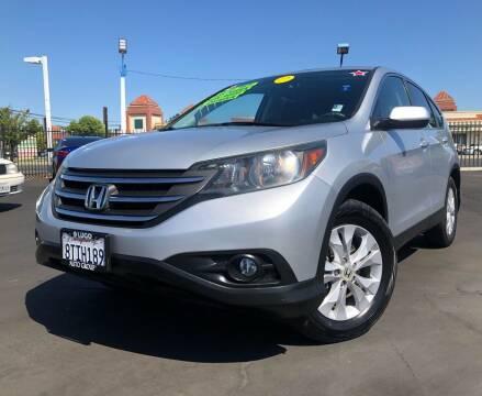 2013 Honda CR-V for sale at LUGO AUTO GROUP in Sacramento CA