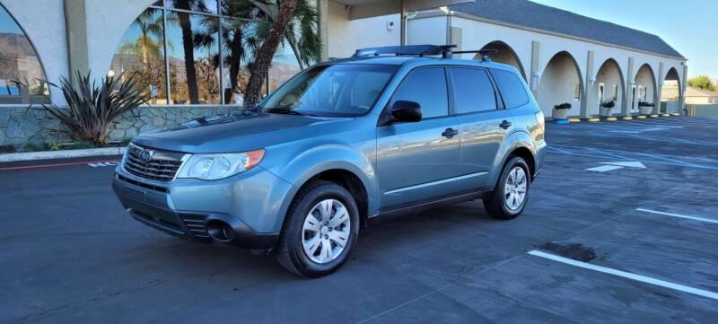 2009 Subaru Forester for sale at Alltech Auto Sales in Covina CA