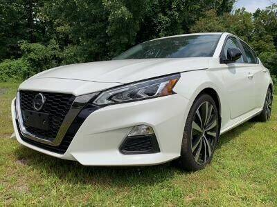 2020 Nissan Altima for sale at Worthington Air Automotive Inc in Williamsburg MA