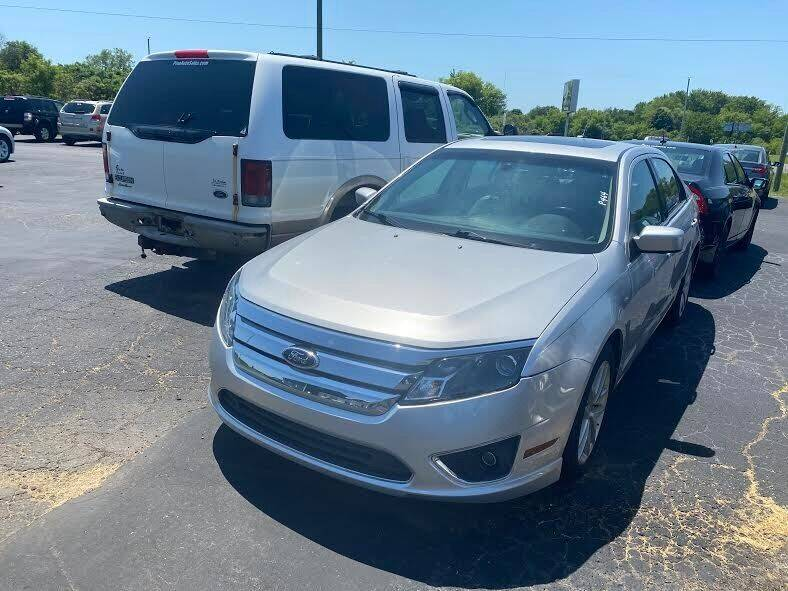 2011 Ford Fusion for sale at Pine Auto Sales in Paw Paw MI