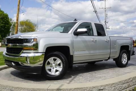 2018 Chevrolet Silverado 1500 for sale at Platinum Motors LLC in Heath OH